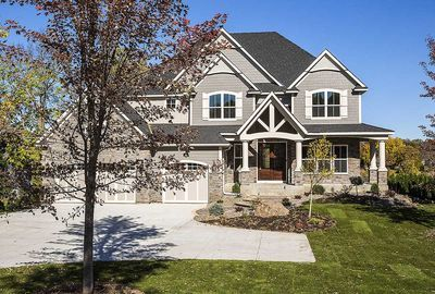 Plan 73377HS: Modern Storybook Craftsman House Plan with 2-Story ...