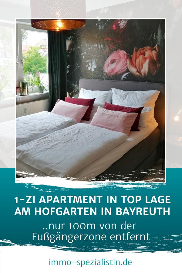 Kleines, gemütliches 1 Zi Apartment unweit der Villa