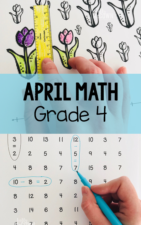 4th Grade Math Skill Review. Skills reviewed: Adding, Subtracting ...