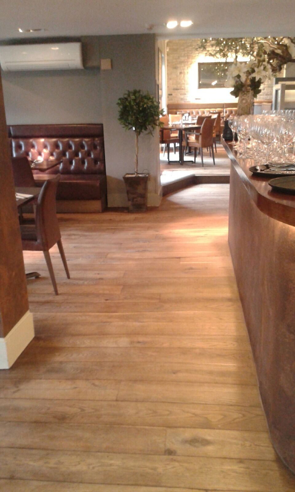 In Addition To Daily Contract Cleaning For Bars Restaurants Pubs