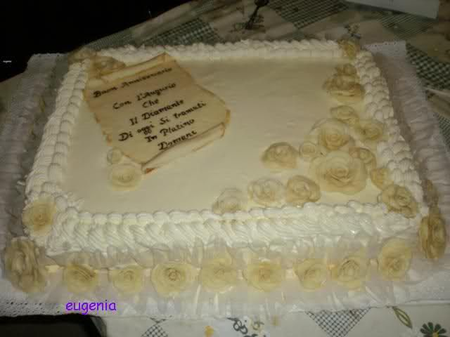 Torte Per 50 Anni Di Matrimonio Cerca Con Google Torte Anniversario