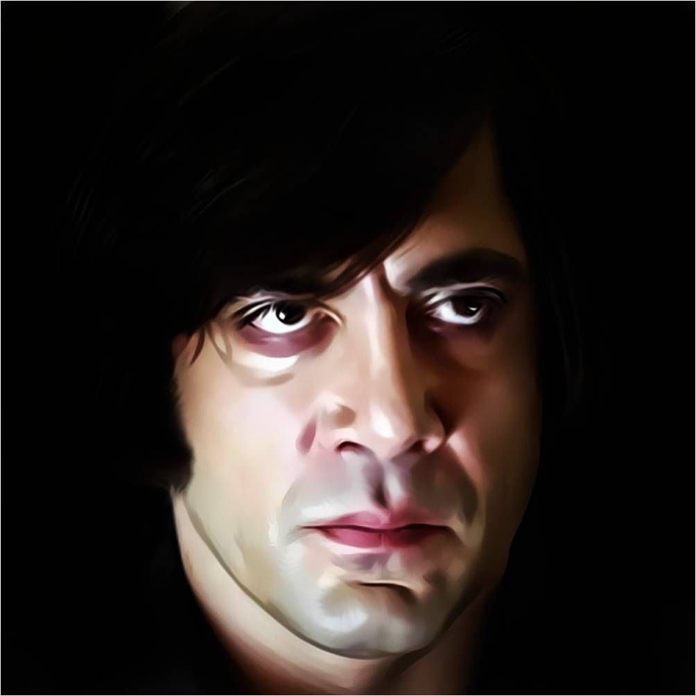 Anton Chigurh Less Said The Better No Country For Old Men Is