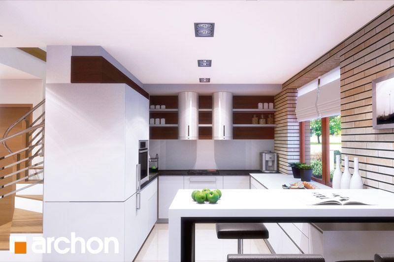 Aranzacje Kuchni Do Projektow Domow Archon Strona 8 Home Decor Home Decor