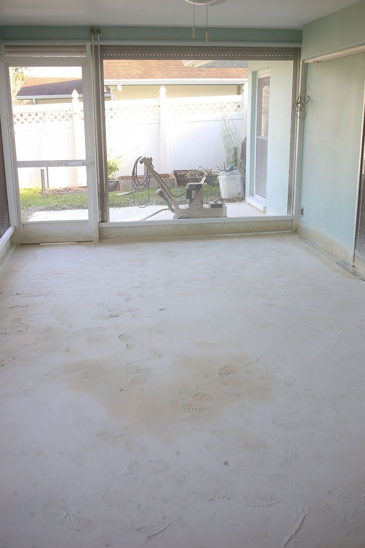 How to stain concrete for a luxe look with images