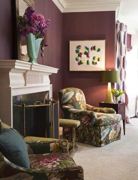 Photo Gallery: 10 Colour-Packed Rooms | House & Home