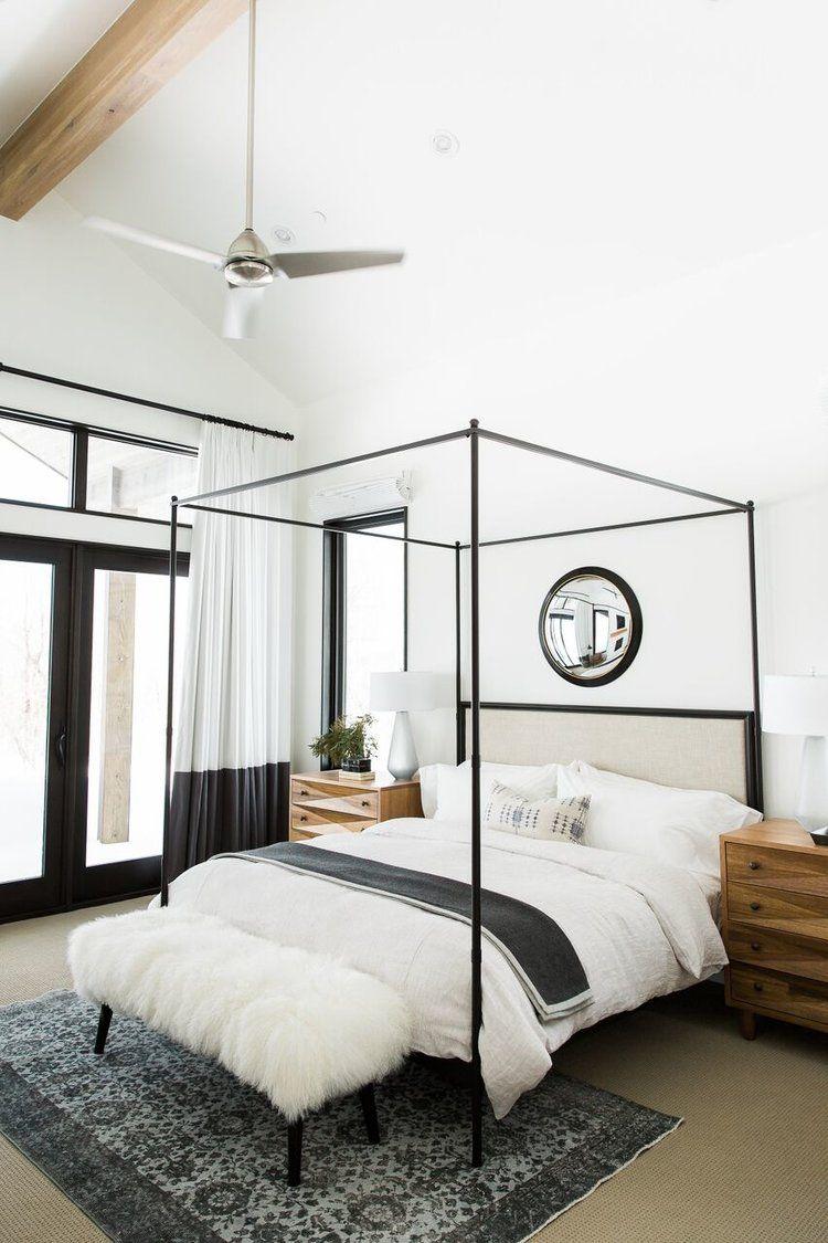 Ceiling Fan Roundup Modern farmhouse bedroom, Farmhouse