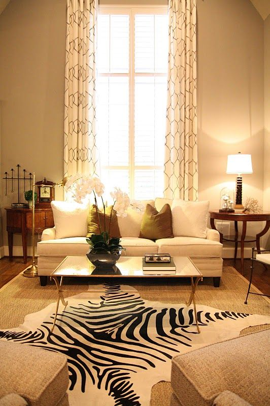 You CAN put panel drapes with plantation shutters!   My Home Sense ...