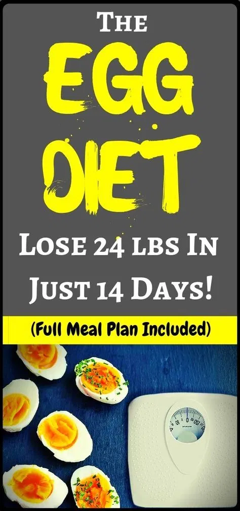 The Boiled Egg Diet – Lose 24 Pounds In Just 2 Weeks - Do it Smart #boiledeggnutrition The Boiled Egg Diet – Lose 24 Pounds In Just 2 Weeks - Do it Smart #boiledeggnutrition