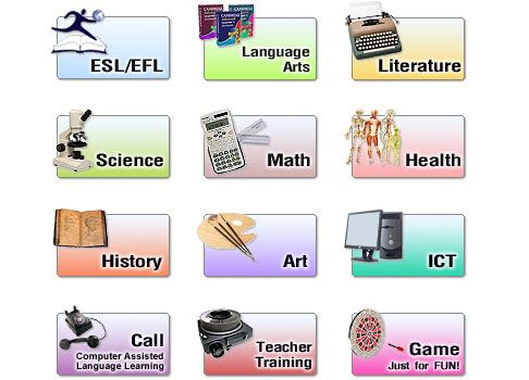 esl resources The professional resources listed below are both theoretical and practical the list includes links to organizations and journals of interest to language teachers and.