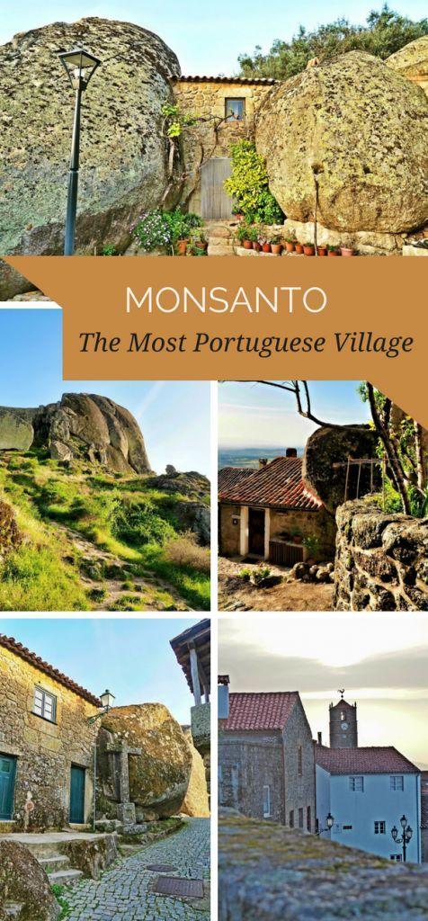 Monsanto The Most Portuguese Village Portugal travel