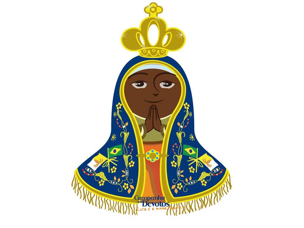 Frases Nossa Senhora Aparecida: Desenho Imagem Nossa Senhora Aparecida