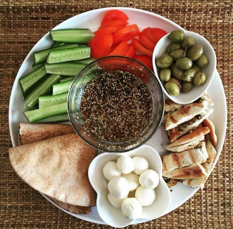 Diät do mediterraneo Cafe da Manha