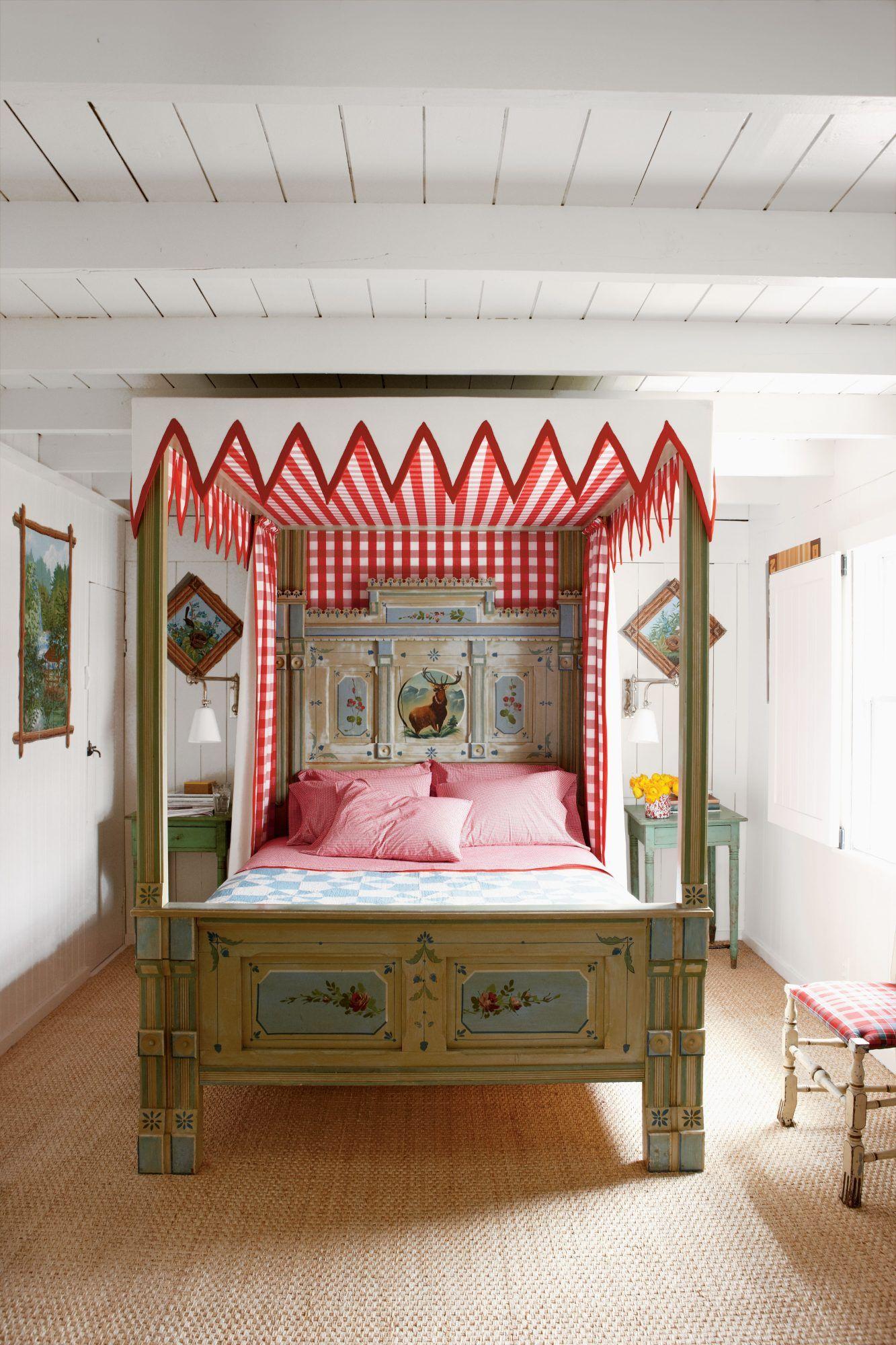 100 Comfy Cottage Rooms In 2020 Cottage Bedroom Decor Unique Bed Frames Coastal Cottage Bedroom