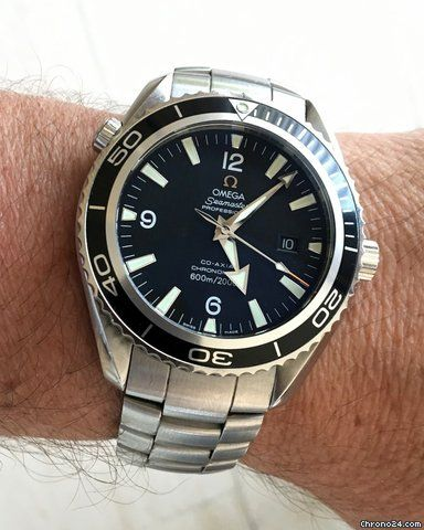 8f909038b19 Omega Seamaster Planet Ocean 600m Co-axial 45