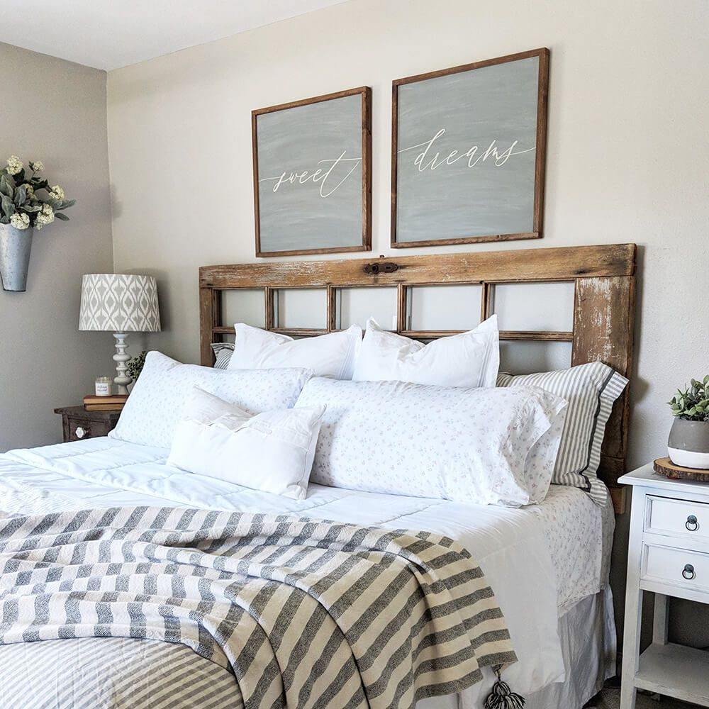 10 Neutral Bedroom Design and Decor Ideas to Add Simplicity and