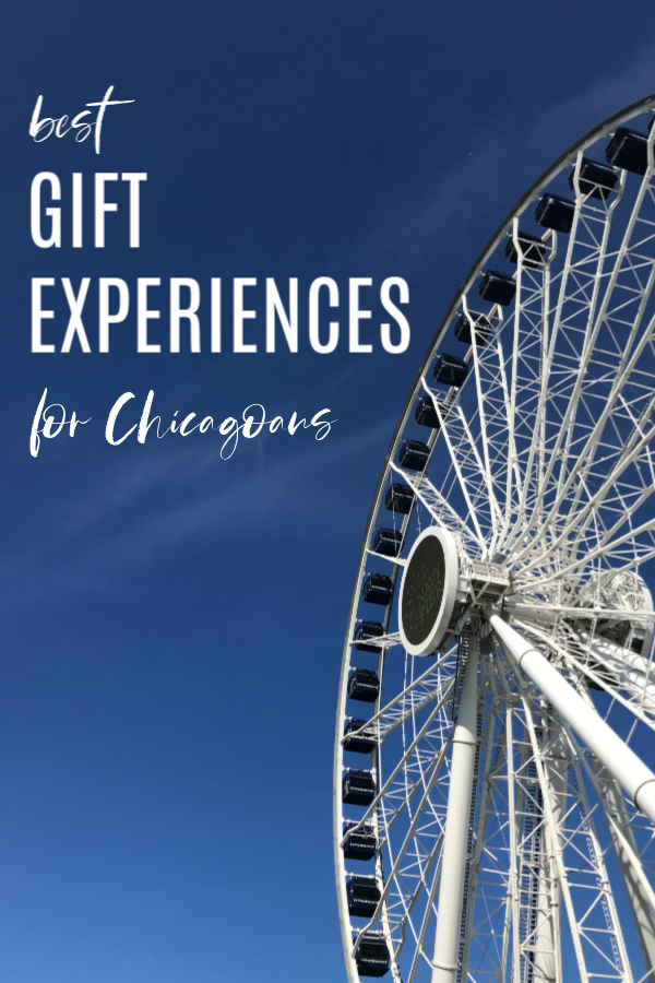 Best Gift Experiences in Chicagoland Experience gifts