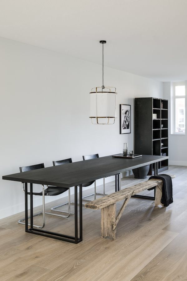 Minimalist Dining Room In 2019