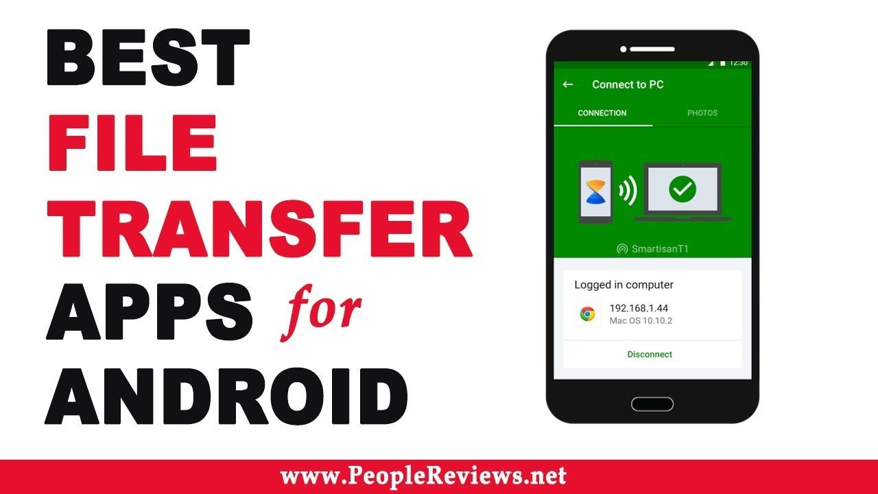 Best WiFi File Transfer Apps for Android Top 10 List