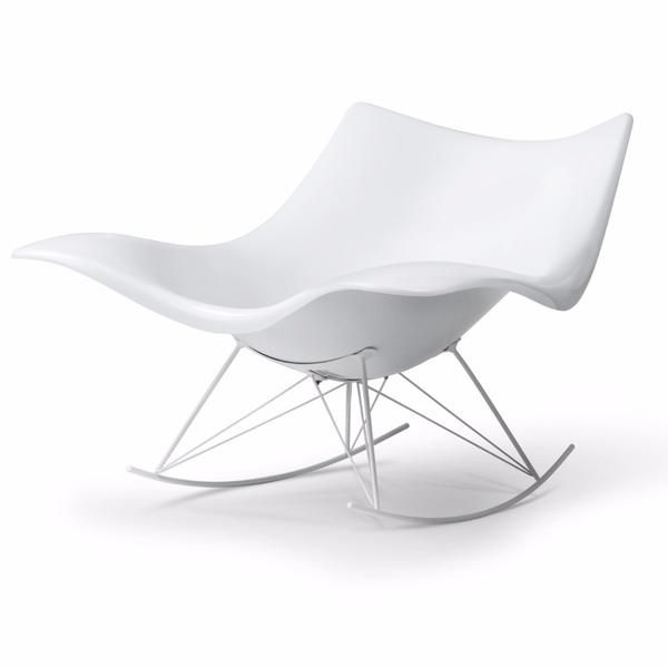 Stingray Rocker | Rockers, Steel frame and Seat cushions