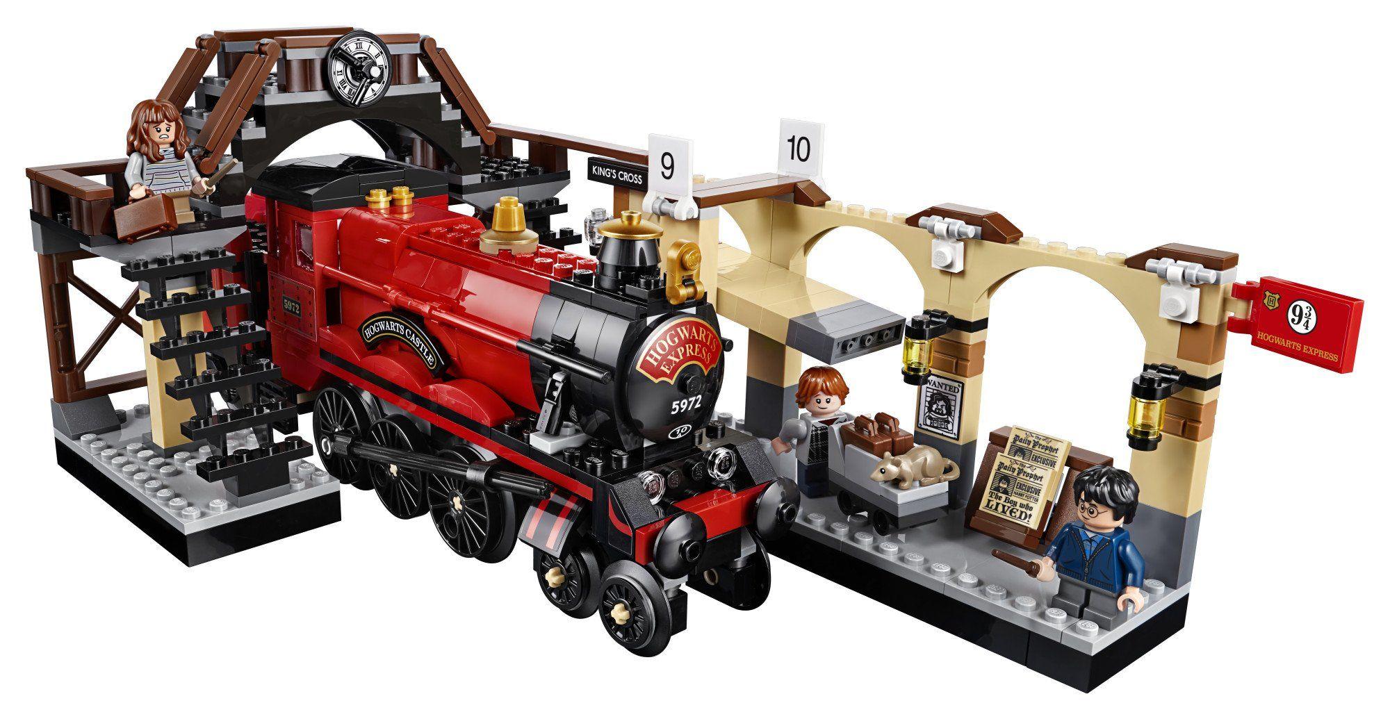 Lego Harry Potter Hogwarts Express 75955 Building Kit 801