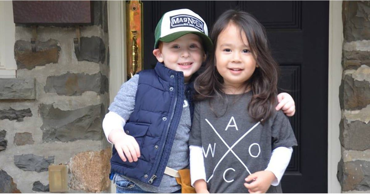 OMG, These 2 Toddlers Dressed as Chip and Jo Gaines Are Seriously Adorable (and SO Spot-On)