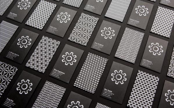 Function Engineering Business Cards By Sagmeister Walsh Carte