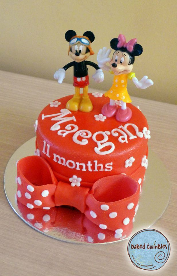 Swell Mickey And Minnie Mouse Cake Toppers Are Toy Figurines Minnie Funny Birthday Cards Online Necthendildamsfinfo