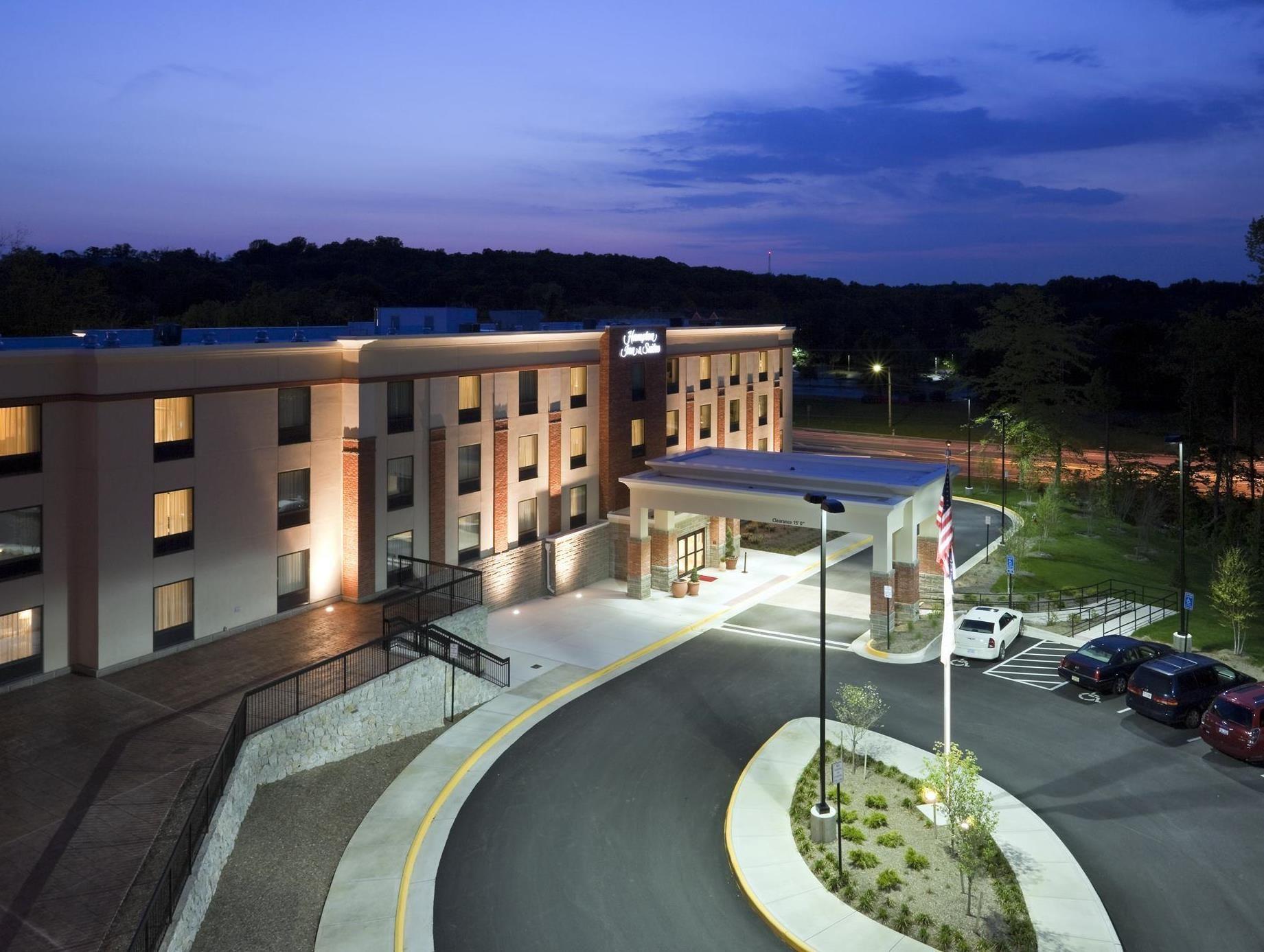 Alexandria Va Hampton Inn Suites Mt Vernon Belvoir South Area