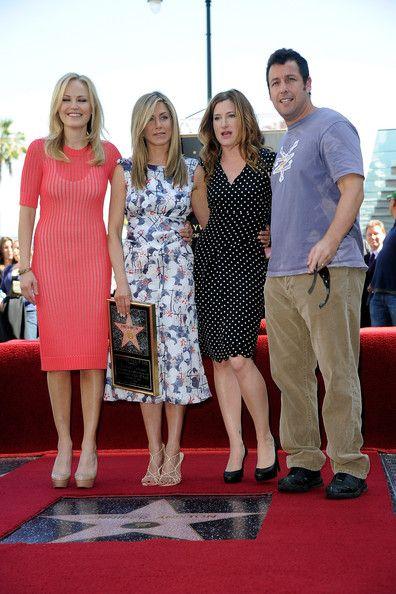 Adam Sandler, Jennifer Aniston, Malin Akerman, Kathryn Hahn