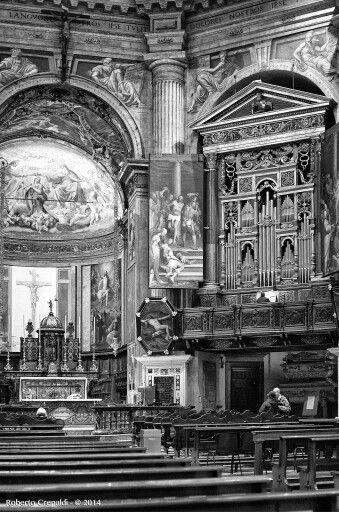 Chiesa Santa Maria della Passione,  Milano