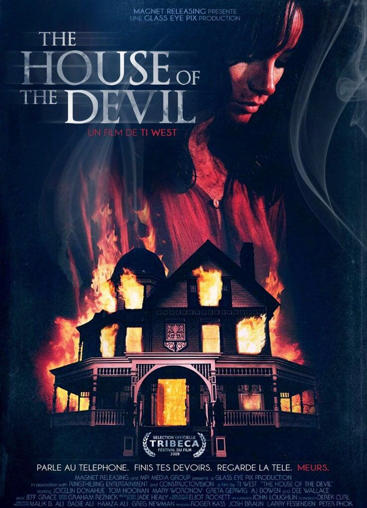 House of the devil   Horror movies/Thrillers - Movies online