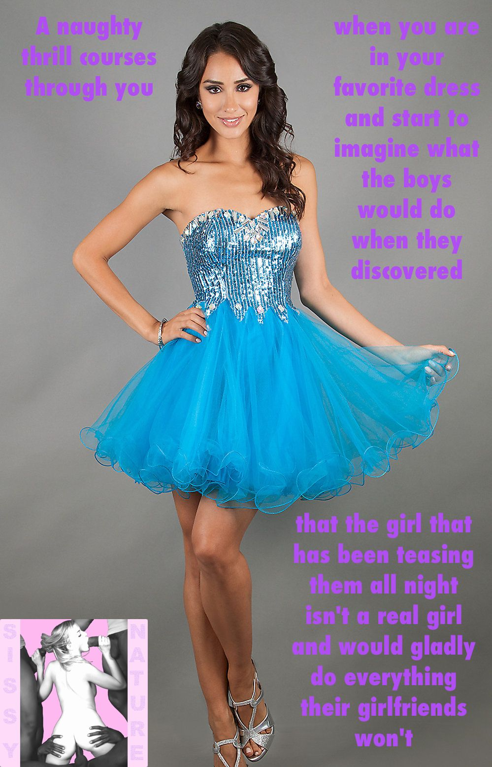 Steamy Sissy Captions   Women\'s apparels for everything   Pinterest ...