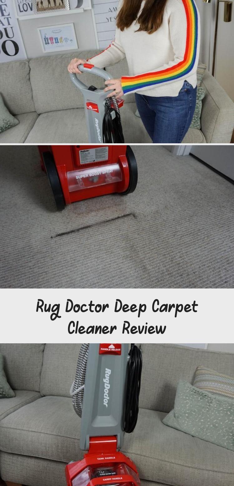 Rug Doctor Deep Carpet Cleaner Review In 2020 Deep Carpet Cleaning Rug Doctor Carpet Cleaners