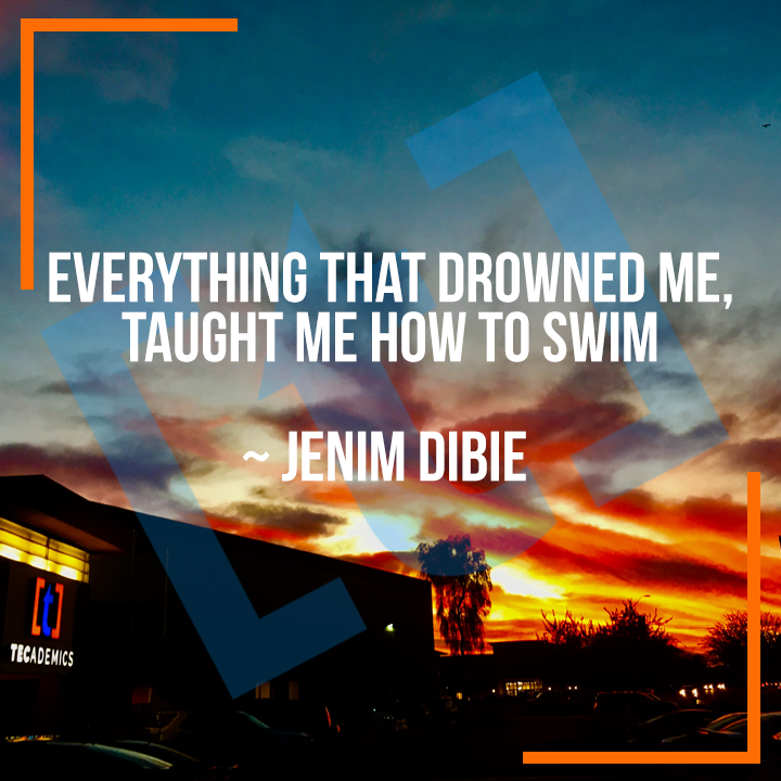 Another Word Internet Taught Me >> Everything That Drowned Me Taught Me How To Swim Jenim Dibie