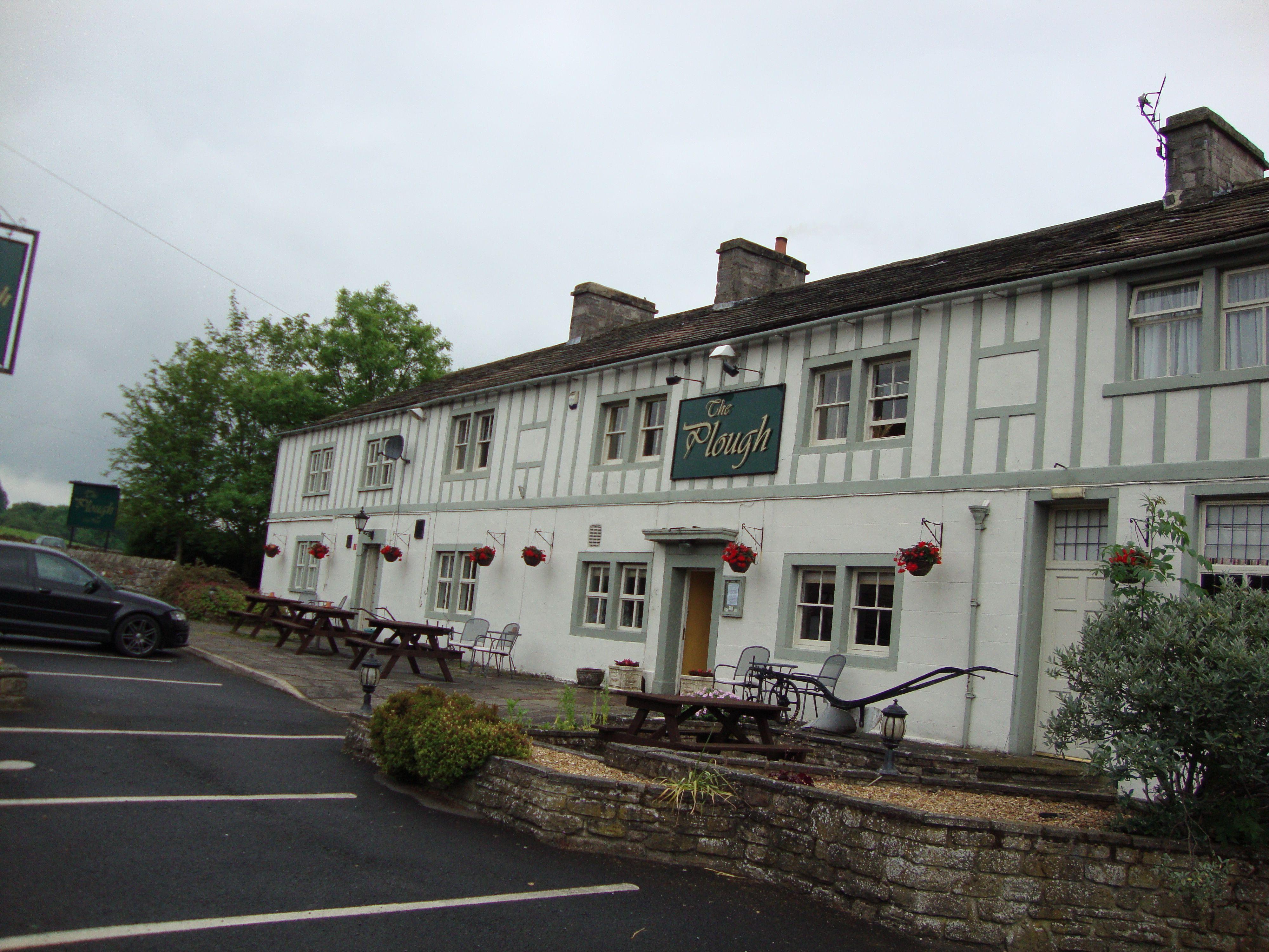 The Plough Inn Inn, The plough, Structures