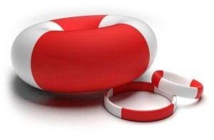 Inflatable Life-Saving Bangles
