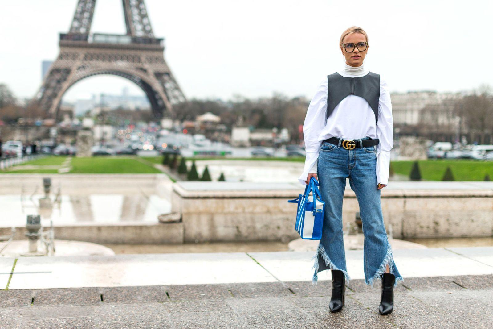 Paris from the Streets   - HarpersBAZAAR.com
