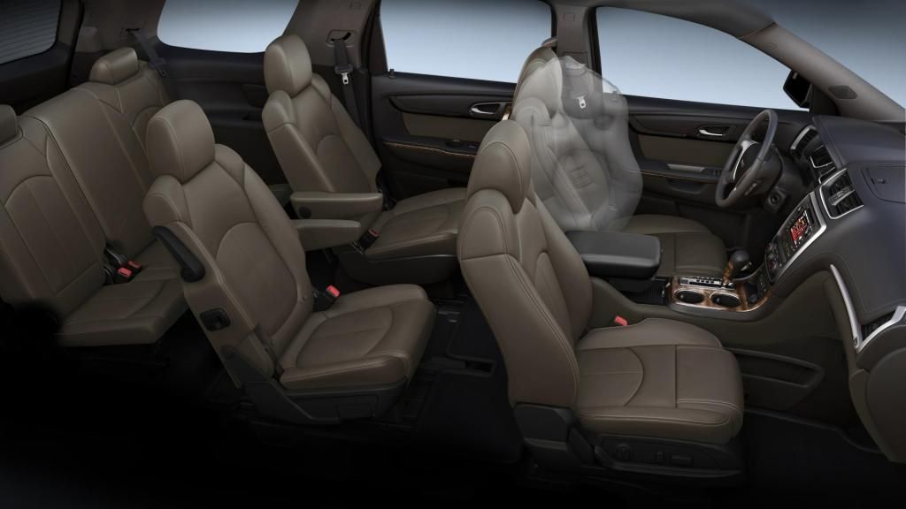 Gmc Acadia Suv Interior With Images Maserati Ghibli Gmc Car
