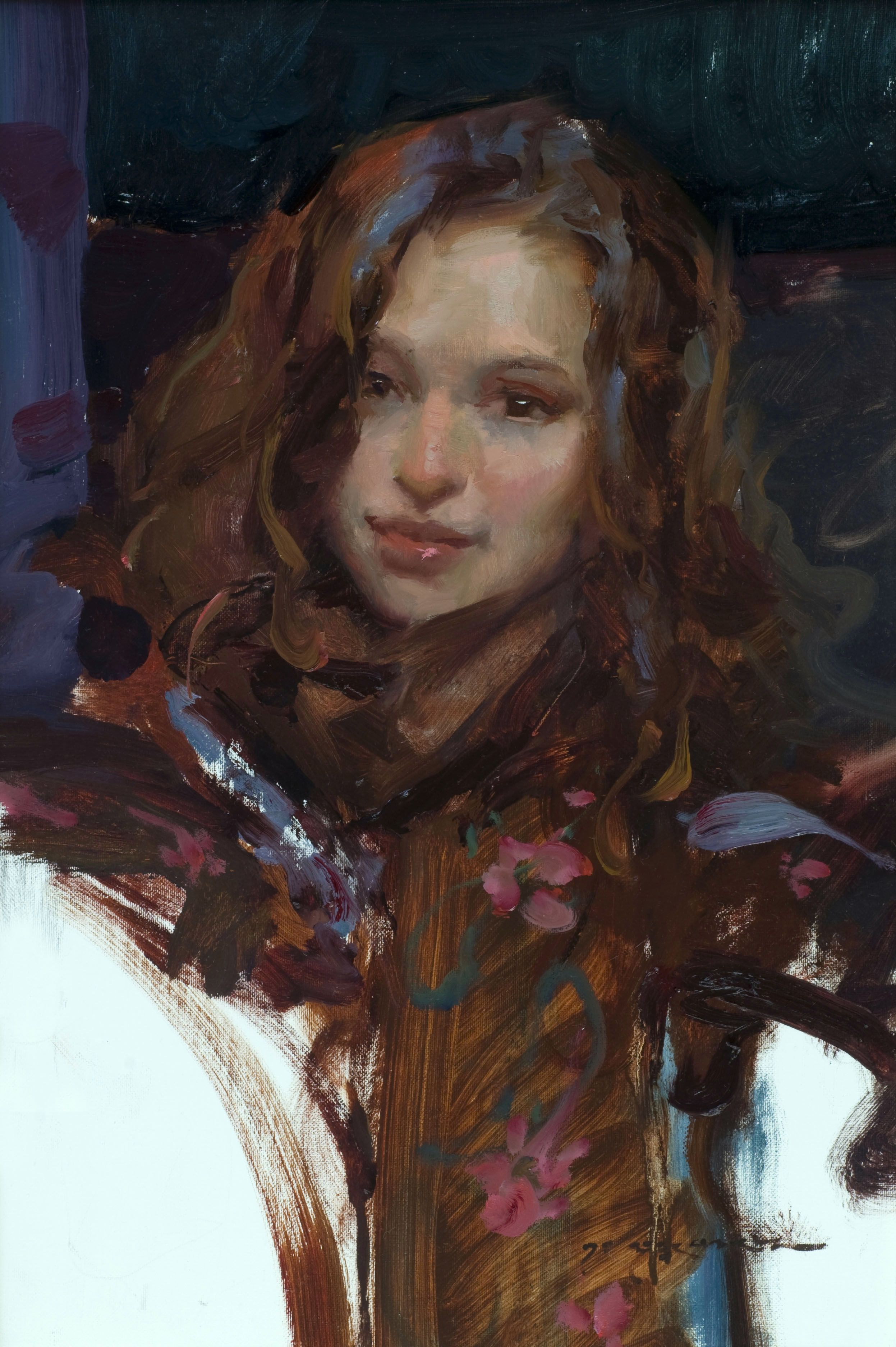 Insight Gallery Portrait Painting Artist Portrait Artist