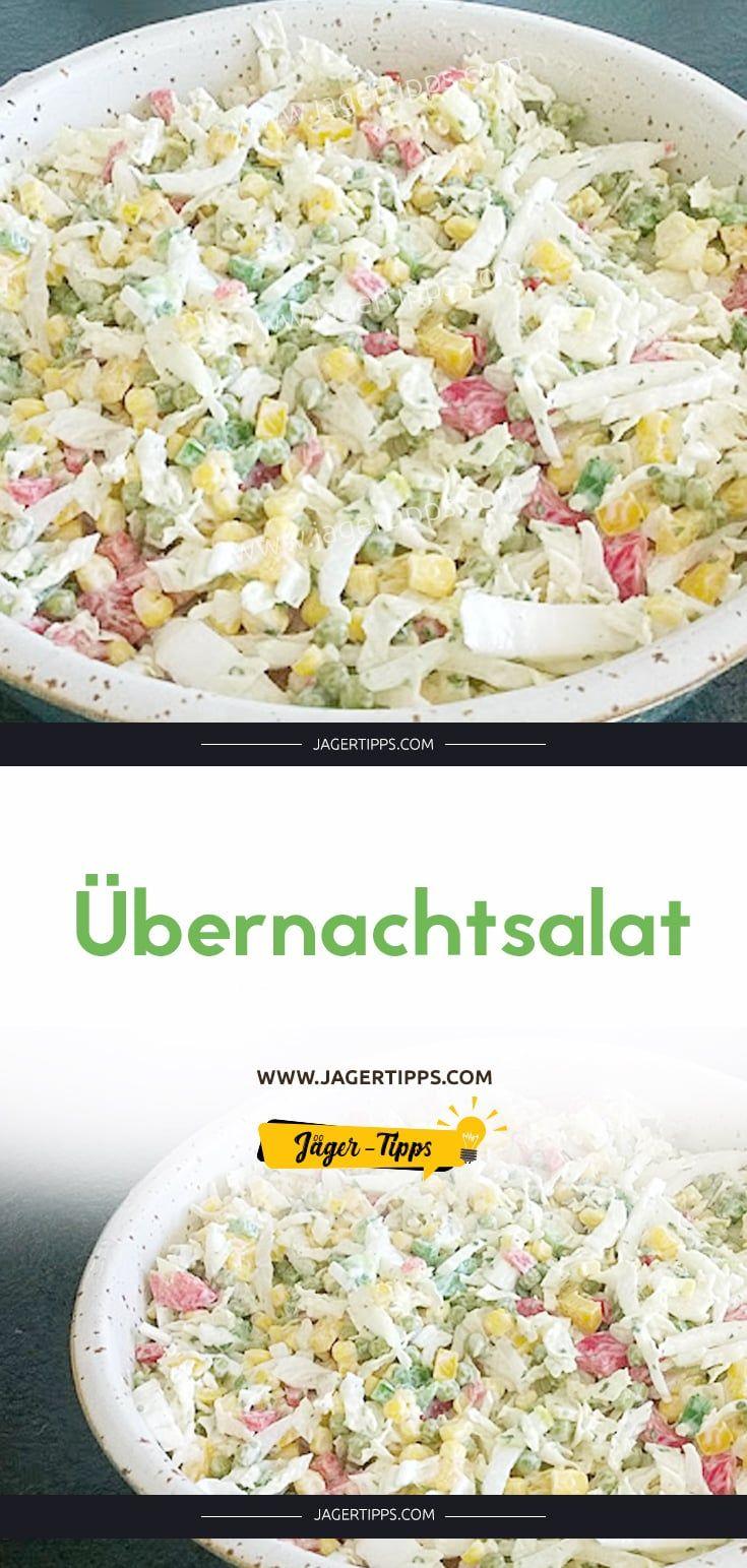 Photo of Overnight Salad