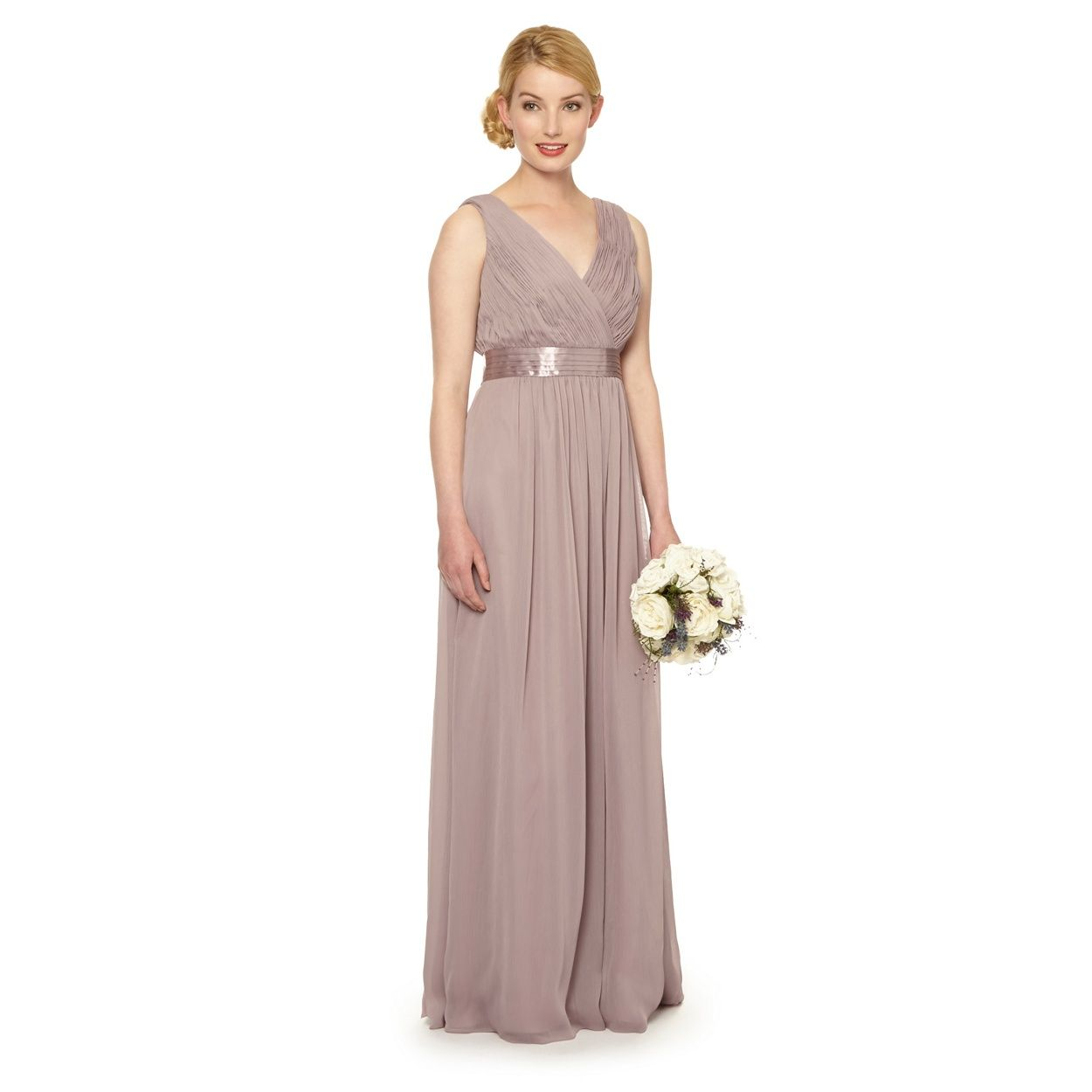 Debut mauve ruched maxi dress at debenhams for ngai mun debut mauve ruched maxi dress at debenhams ombrellifo Image collections