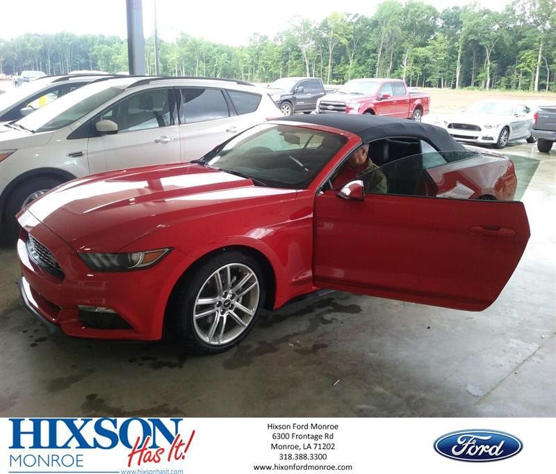 Hixson Ford Monroe >> Happybirthday To From Kerry Newman At Hixson Ford Of Monroe