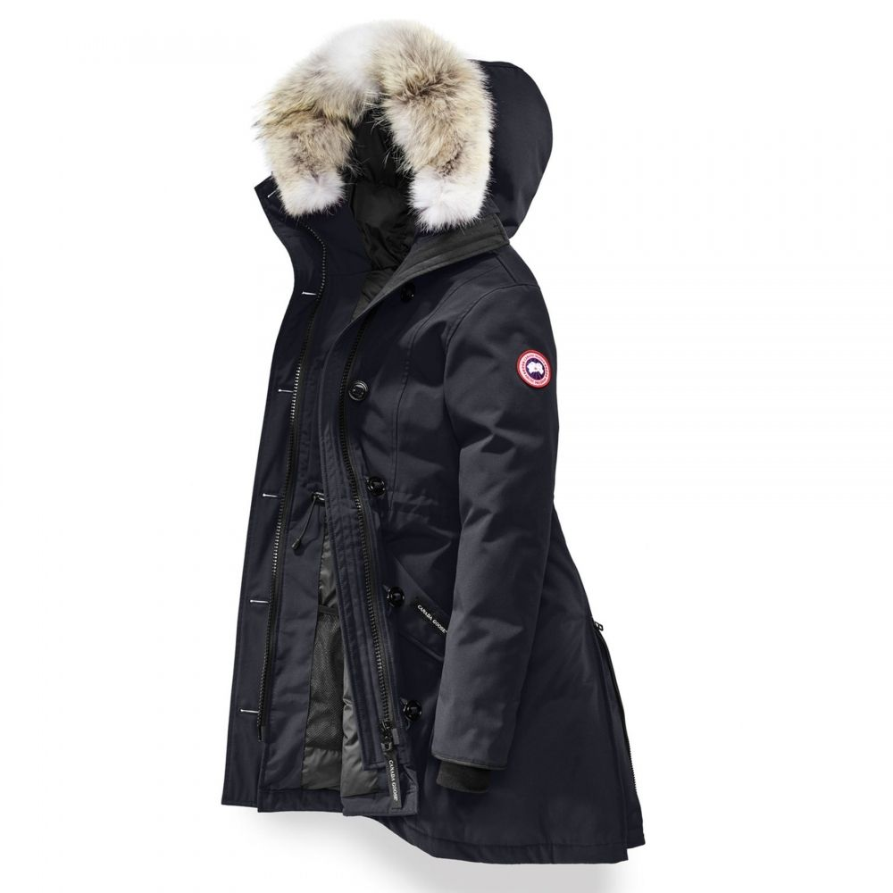 17f62fa8f Canada Goose Rossclair Ladies Parka - Womens from CHO Fashion and Lifestyle  UK