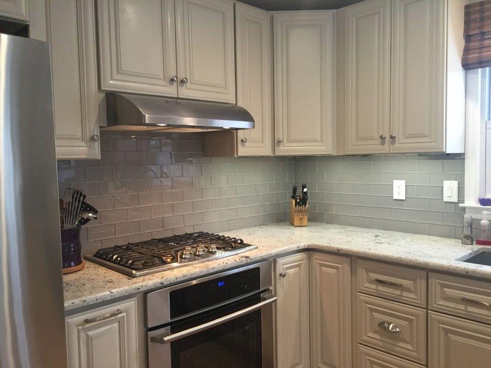 Kitchen Subway Backsplash Tile Home Design and Decor Pinterest