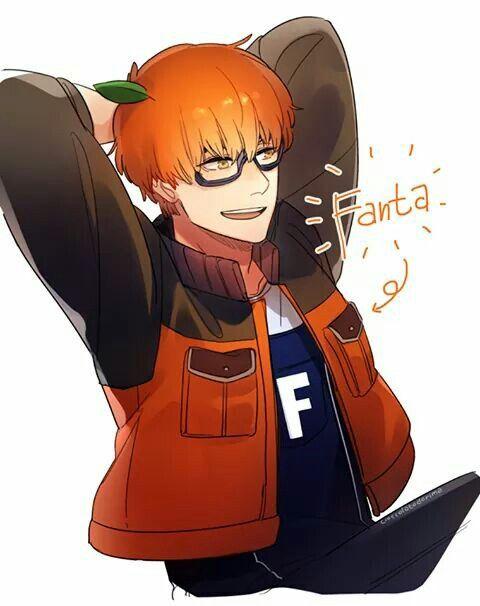 Fanta By Cioccolatodorima With Images Cartoon As Anime Anime