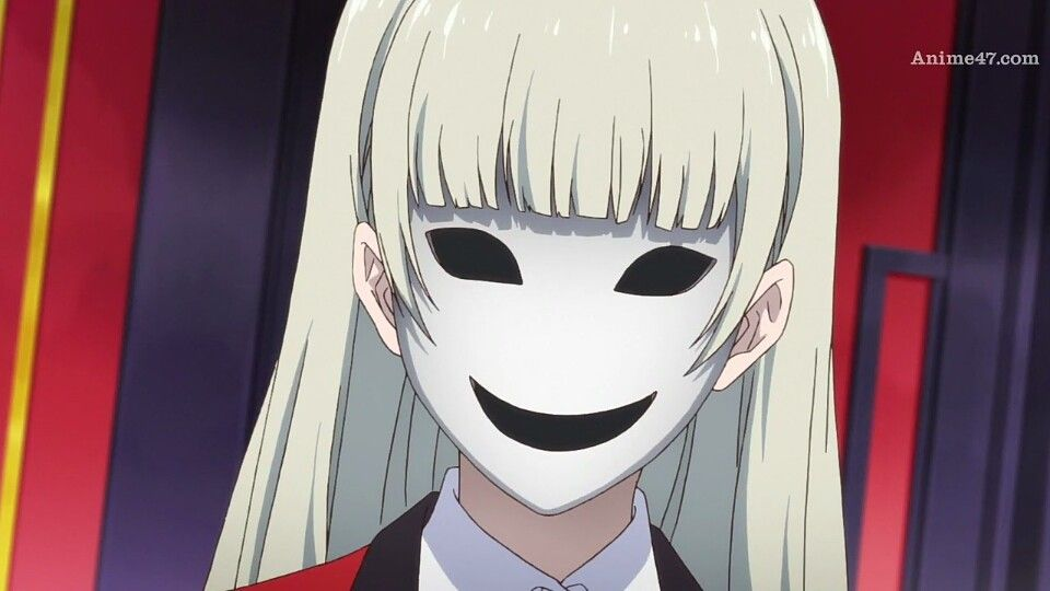 kakegurui 賭ケグルイ yukiko アニメキャラクター アニメ かけぐるい