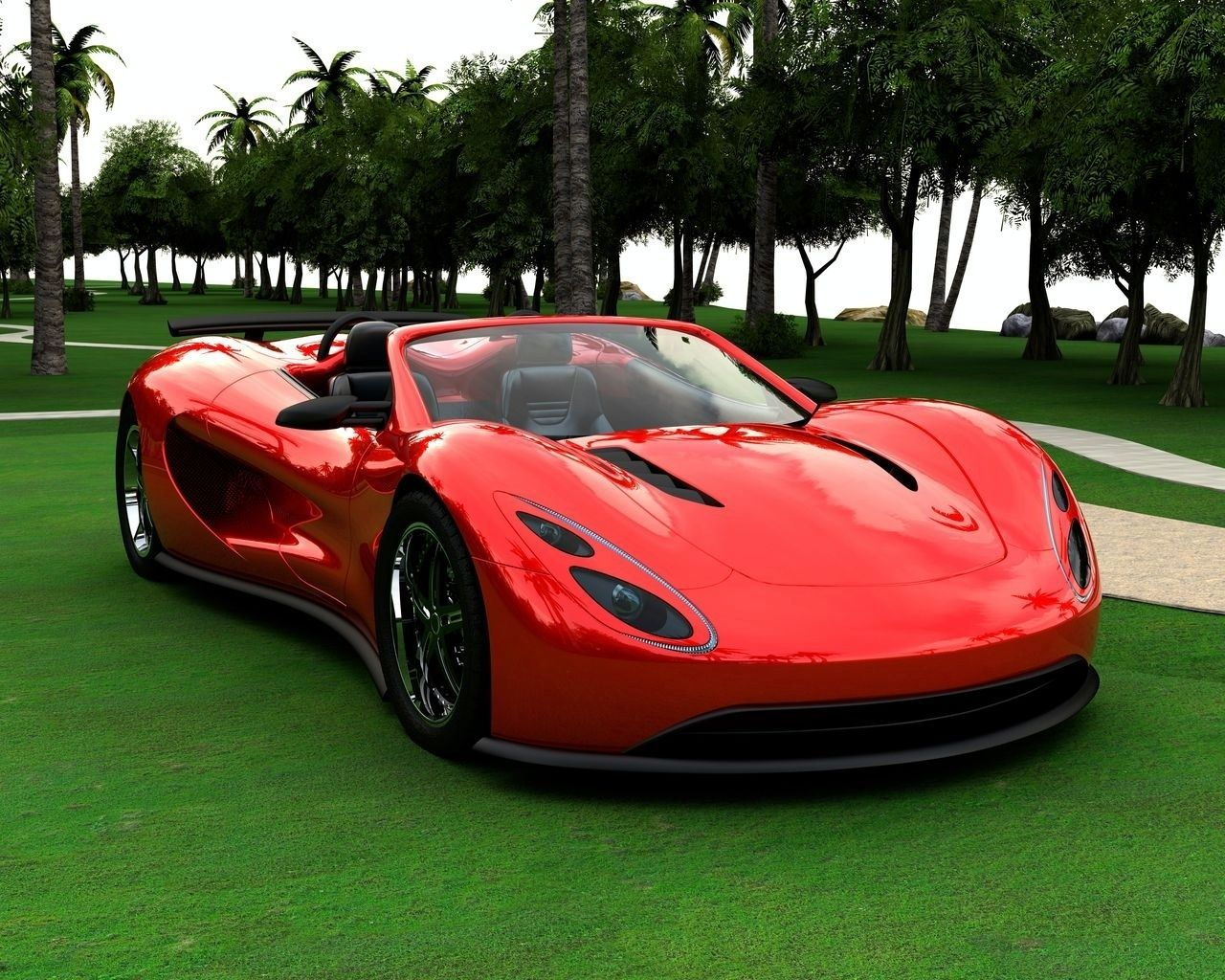Sports Cars Wallpapers Unusual Attractions Aggressive Designs - Fancy sports cars
