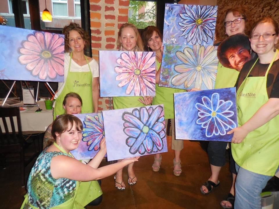 Paint nite event monday june 8 to book your next event