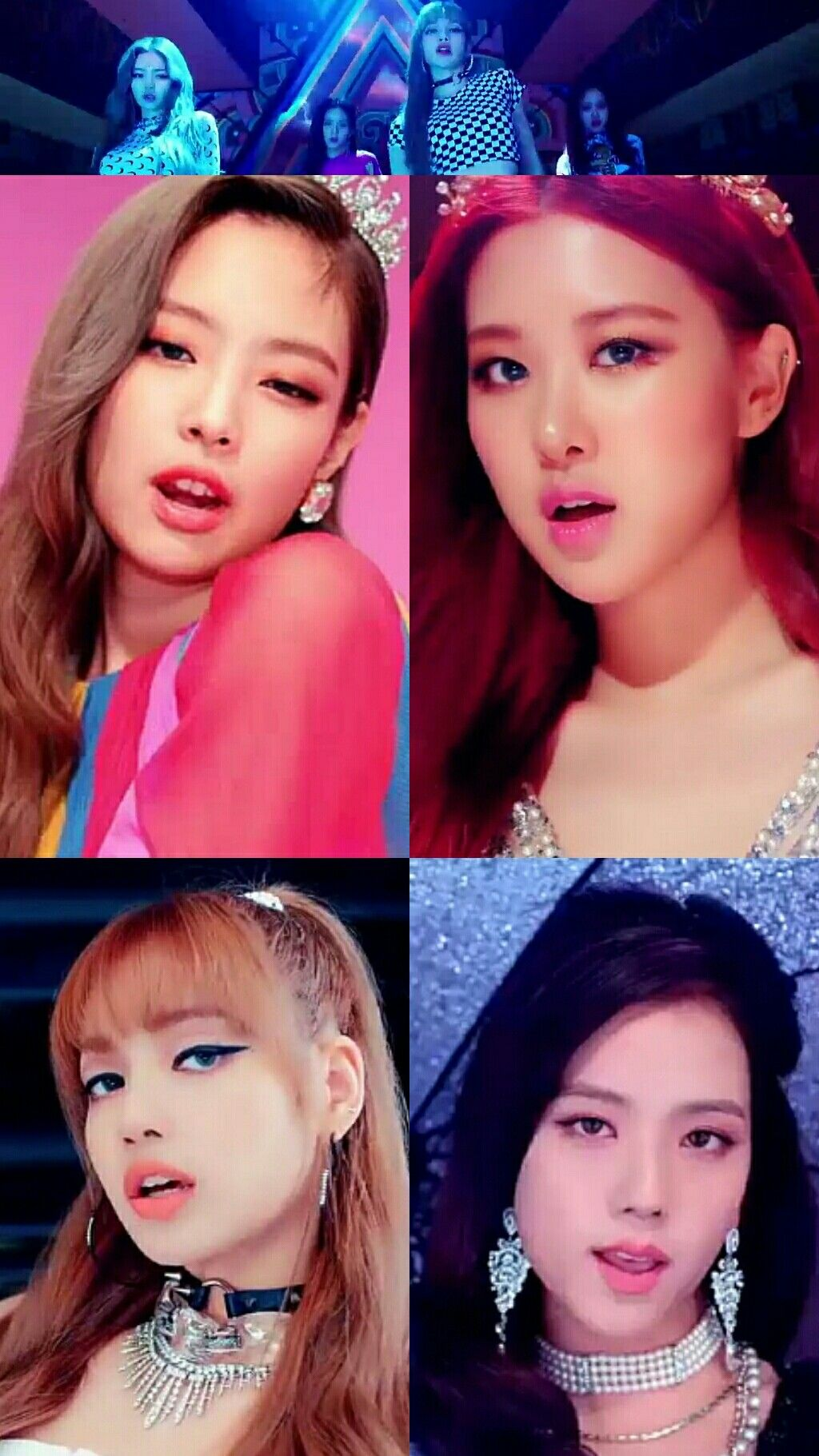 Blackpink S Comeback With Ddu Du Ddu Du Wallpapers Blinks