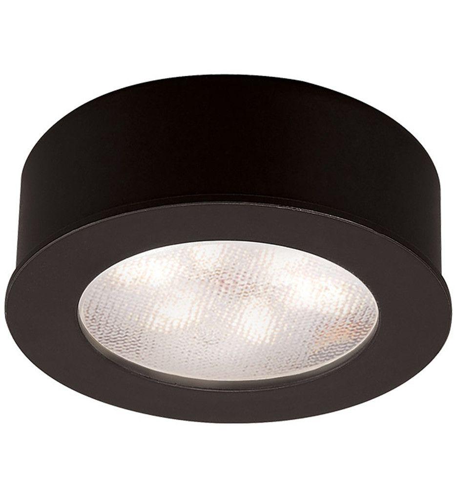 Wac Lighting Round Led On Light